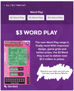 $3 Word Play