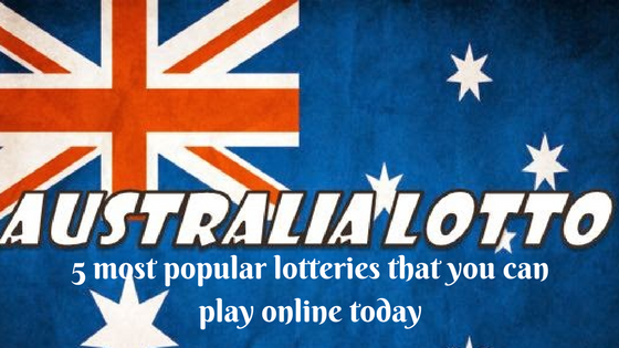 5 most popular lotteries that you can play online today