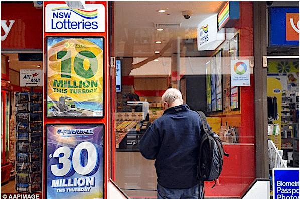 Au Lotteries