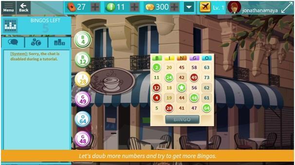 Bingo Lotto Games at online casinos