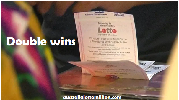 Double wins in Lottery games