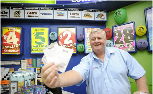 How to check lottery results in Australia