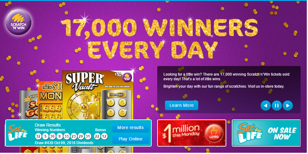 How to win Lotto in Australia