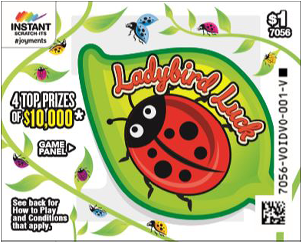 ladybird Luck Lotto