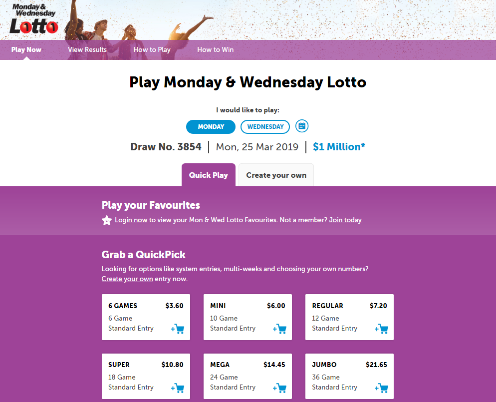 Lotto NSW