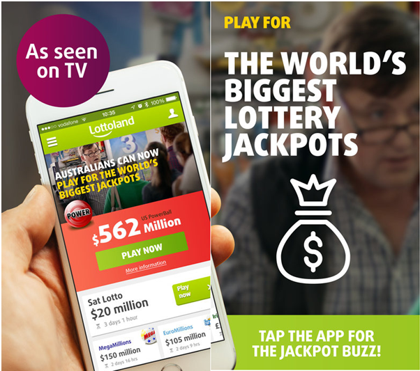 Lottoland App