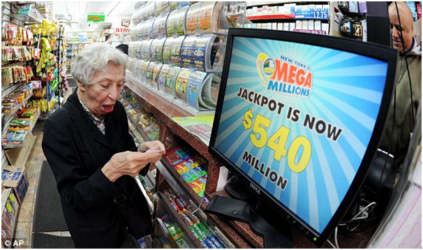 Mega Million Lotto