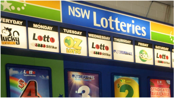 NSW Lotteries Store
