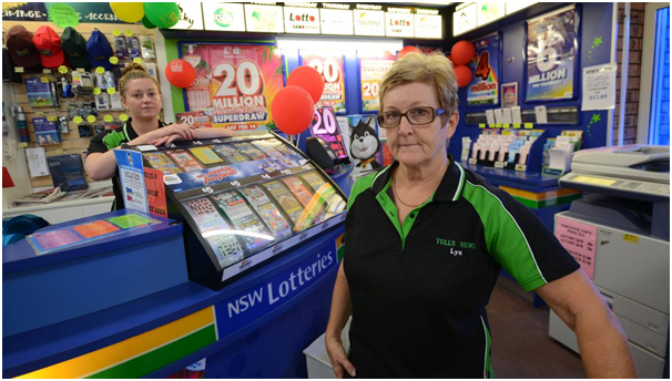 New South Wales Lotto Results