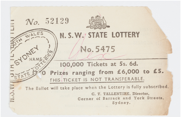 New South Wales Lottery Results