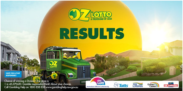Oz Lottery Results