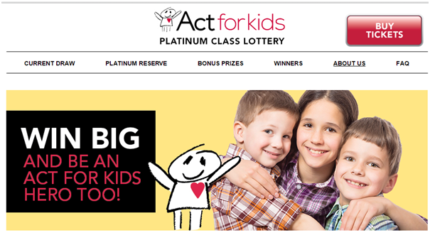 Platinum Class Lottery