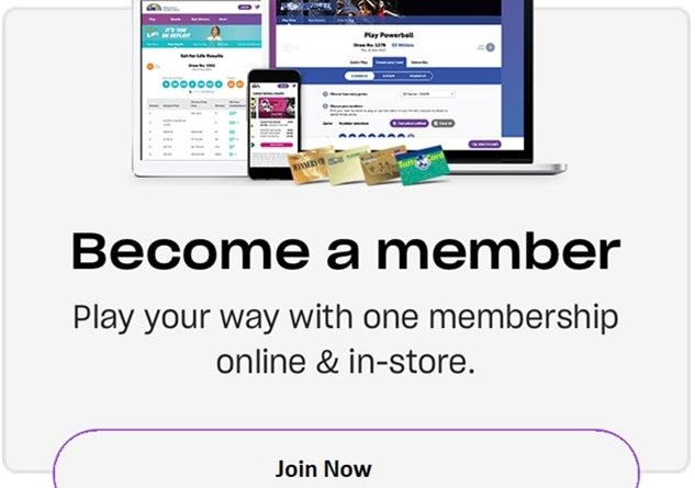 What are membership programs to avail at Australian lottery site