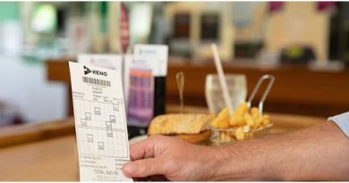 What are the Keno Spots in Australian Keno Lottery