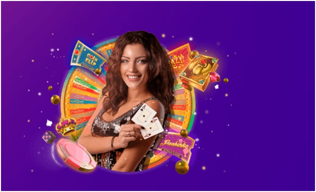 What are the lottery types of games that I can play at online casinos