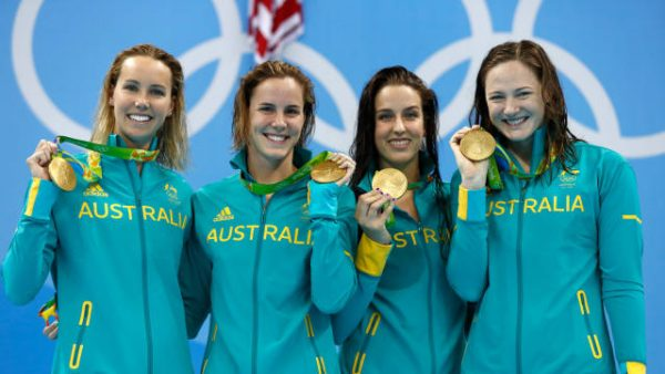 Australia Swimming Team