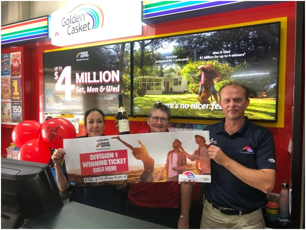 buy and win lotteries in Australia 2021
