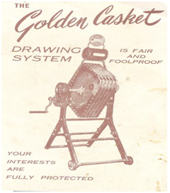 Golden Casket Machine