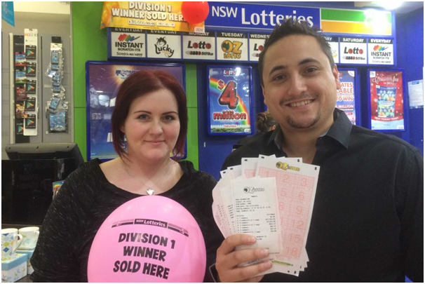 Winning The Lottery Australia