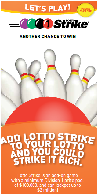 Play Lotto Strike