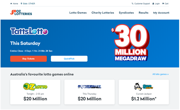 Lotto Paypal