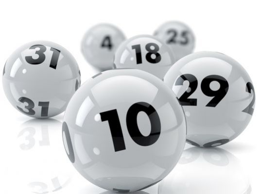 Powerball Number Balls